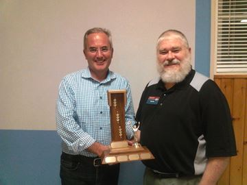 'My Two Cents' at Stittsville Toastmasters Club meeting